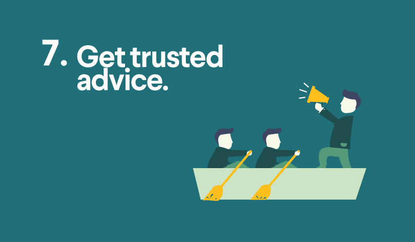 Get trusted advice