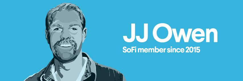 Member spotlight on JJ Owen, Director of Development for the Movember Foundation