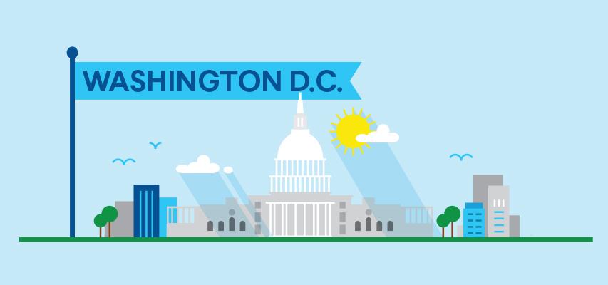 Washington cost of living