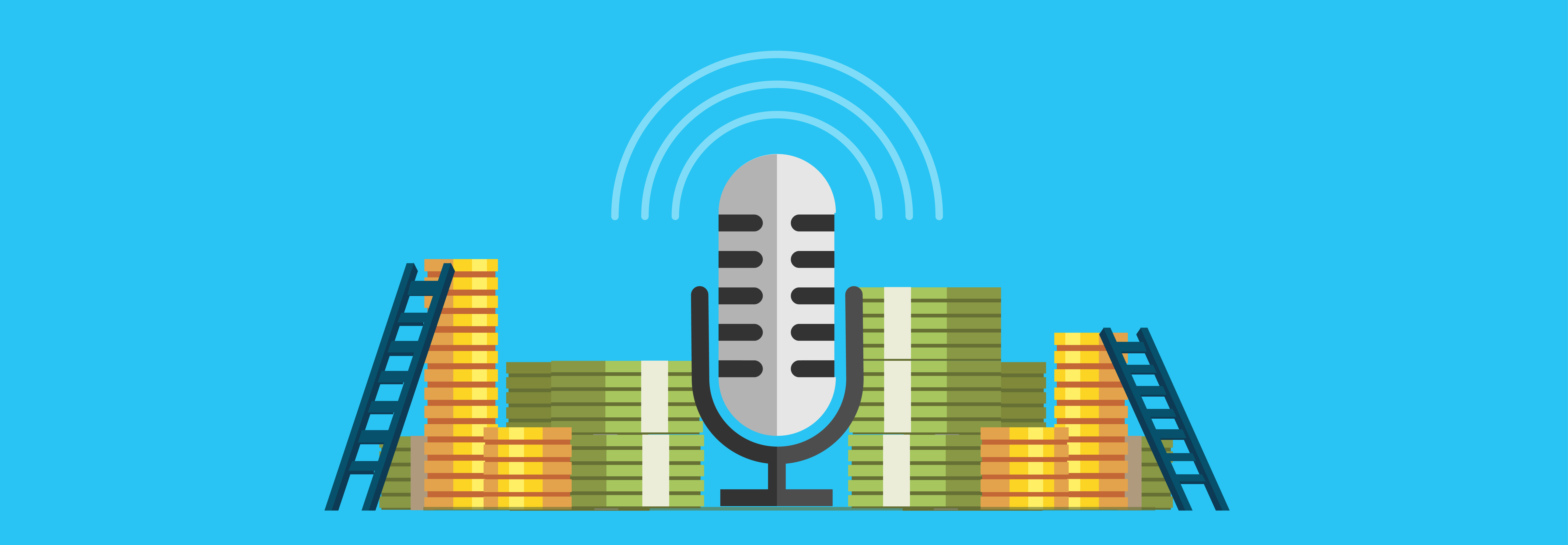 16 money and career podcasts we love