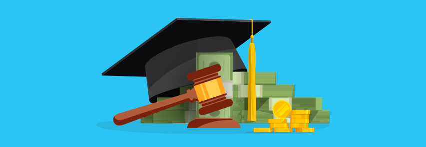 SoFi's 2017 law school rankings for return on education