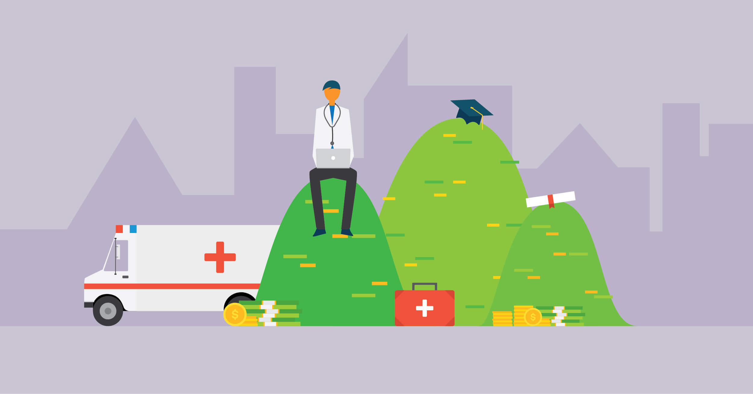 8 Doctors Share Exactly How They're Tackling Medical School Debt