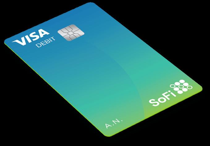 Sofi debit card