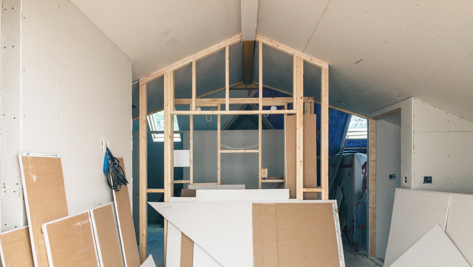 how do construction loans work sofi