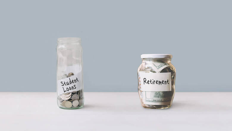 Save for Retirement or Pay Down Student Loans: Where Should You Focus?