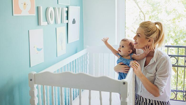 Creative DIY Nursery Room Ideas