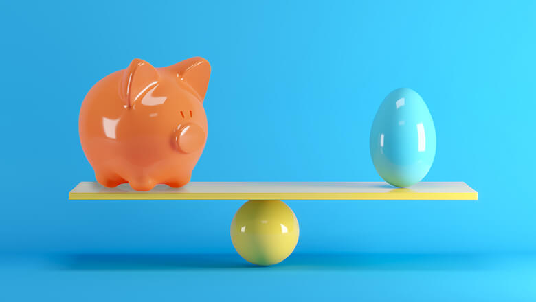 The Difference Between an Investment Portfolio and a Savings Account