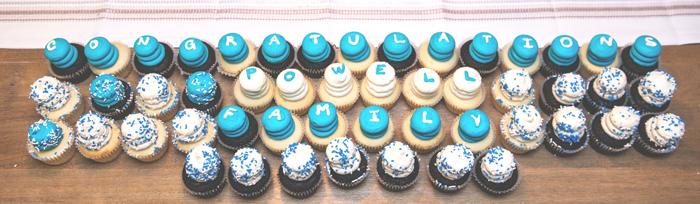 #WhyISoFi winner cupcakes