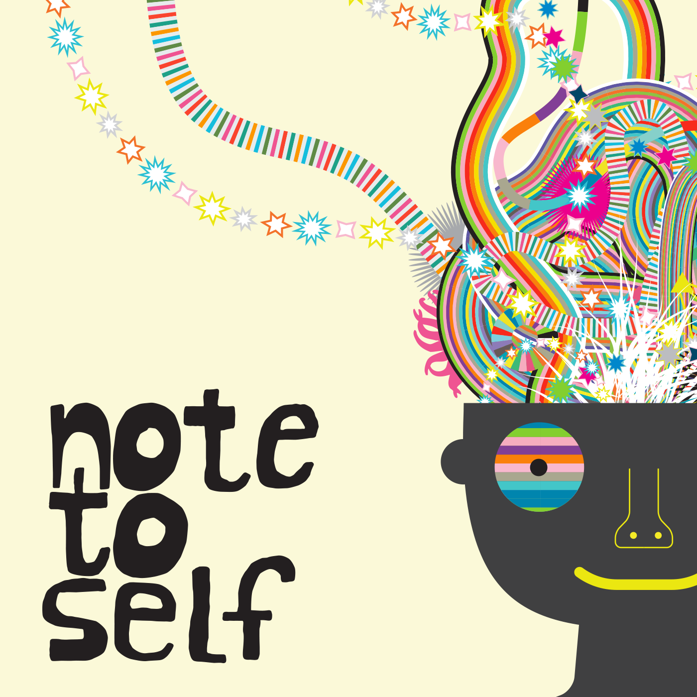Note to Self podcast