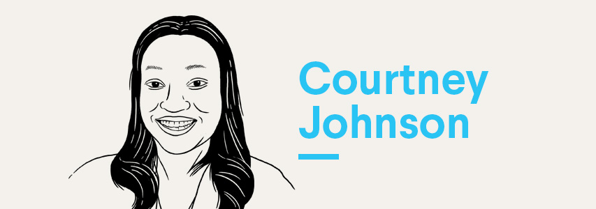 Courtney Johnson on using personal loan after divorce