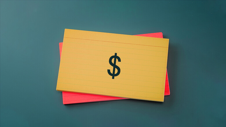 Financial Index Card: All You Need for Your Money Management