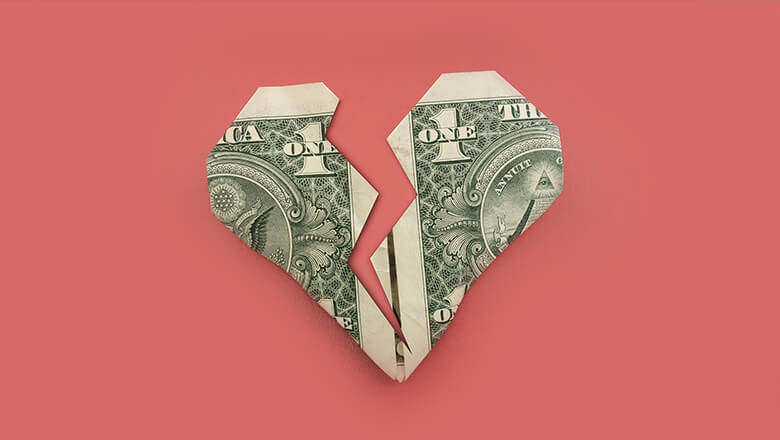 What is the Average Cost of Divorce?