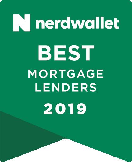 Nerdwallet: Best Mortgage Lenders 2019